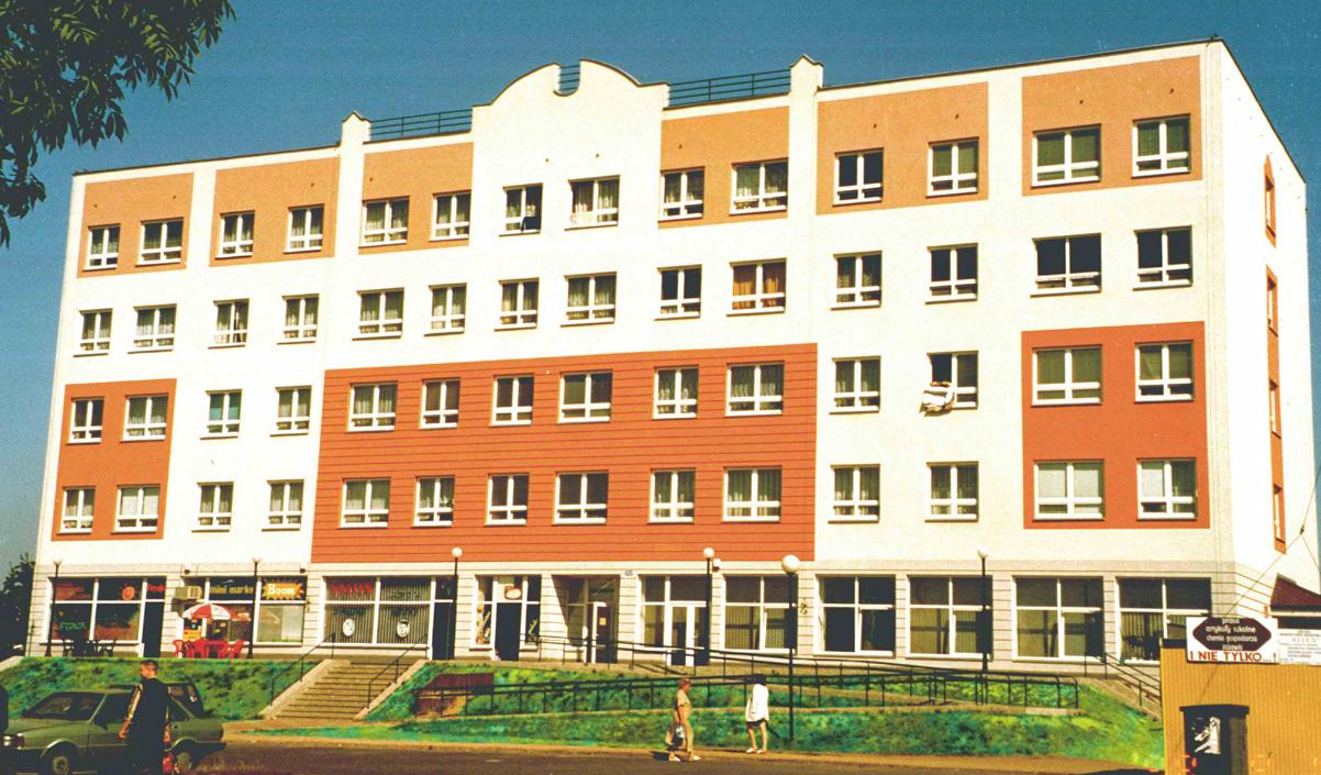 Budynek mieszkalny ul. Generała Wilhelma Orlik-Ruckemanna